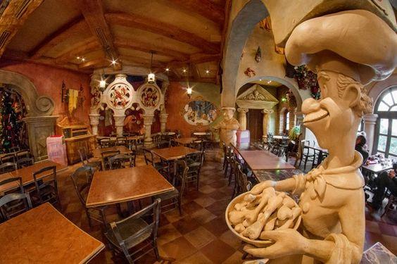 adaptacion cultural restaurante París