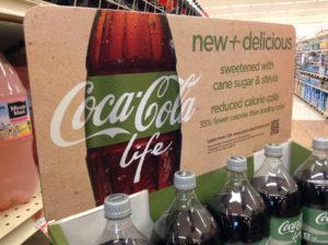 Botellas Coca-Cola Live en venta - Social Listening