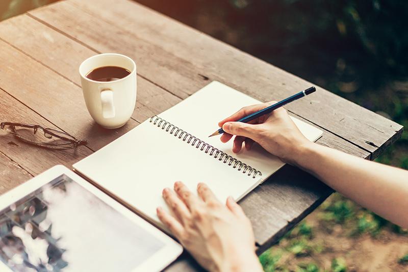 Consejos para tener una mejor inspiración creativa