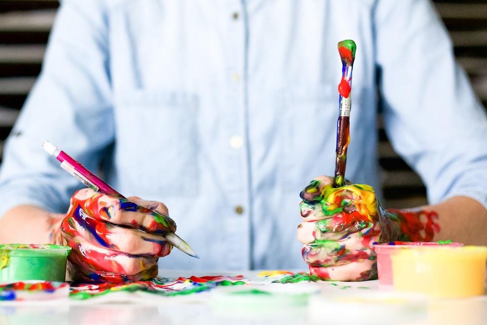Los pasos del proceso creativo