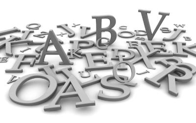 Tipografía en el diseño gráfico