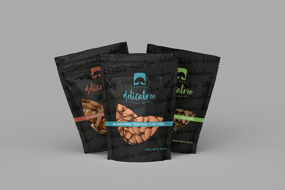 Delicatree – Packaging y restyling