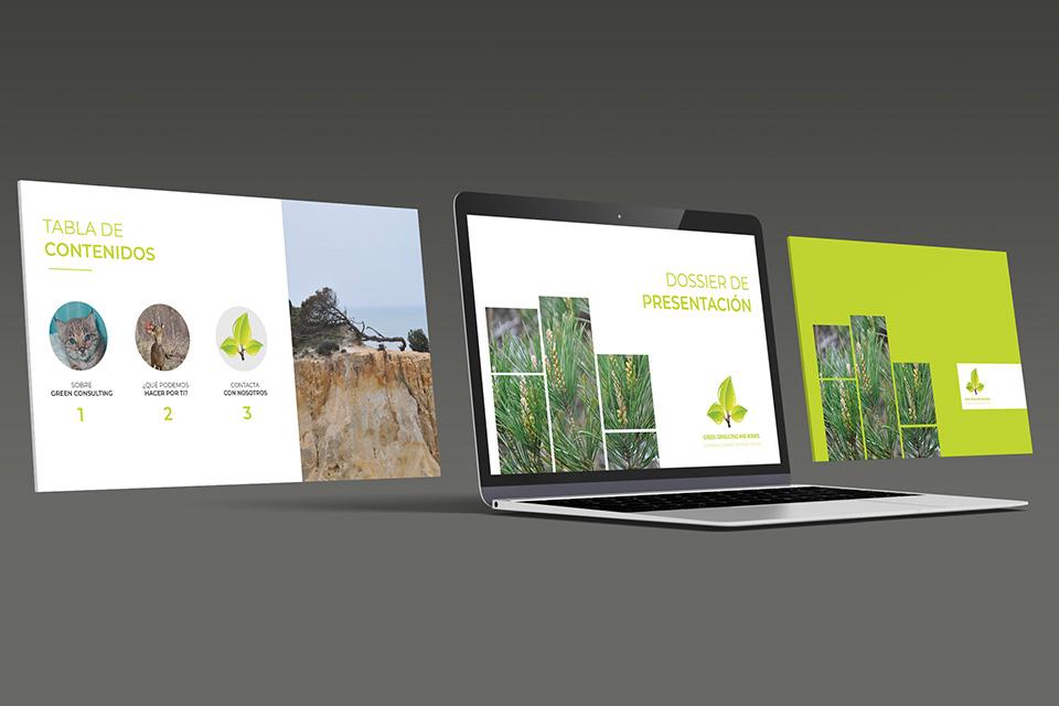 Dossier de presentación – Green Consulting 2021